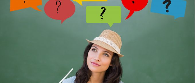 questions about the myths of teaching english