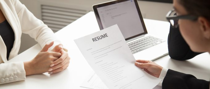 what employers look for in a teaching resume