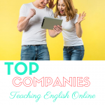 top teaching companies for English online