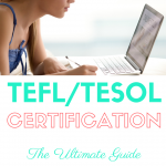 tesol certification research