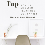 top online english teaching companies